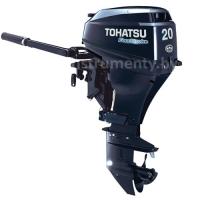 Лодочный мотор Tohatsu MFS20DS
