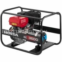 Однофазный генератор  Honda EC3600-GV
